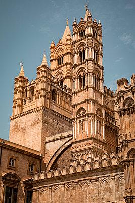 Palermo Cathedral - p382m2186089 by Anna Matzen