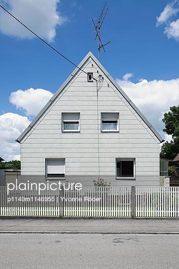 Hausfassade - p1149m1146955 von Yvonne Röder