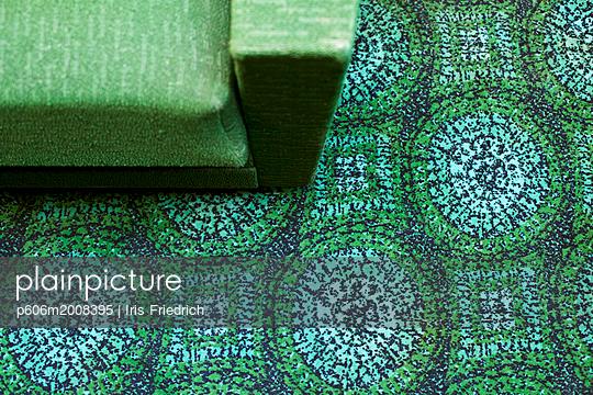 Musterteppich - p606m2008395 von Iris Friedrich