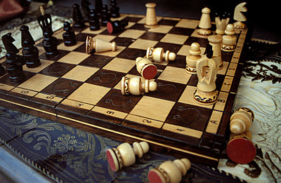 Chess - p1000126 by Andreas Klammt