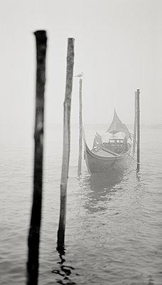 Kanal in Venedig - p1493m1584582 von Alexander Mertsch