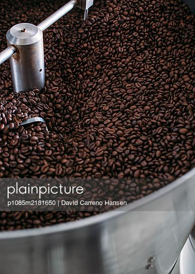 Coffee roasting house - p1085m2181650 by David Carreno Hansen