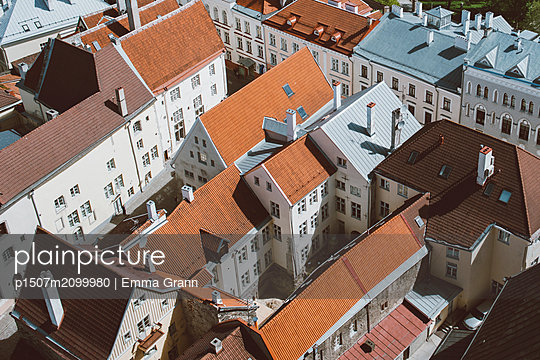 Streets of Tallinn - p1507m2099980 by Emma Grann