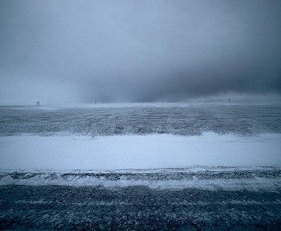 Gletscherendmoraene und Lavageroellfeld - p9791079 von Holger Gruss