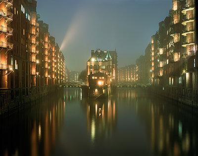 Wandrahmsfleet - p324m1104158 von Alexander Sommer