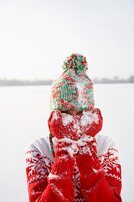 Zu kalt für die Haut - p4640875 von Elektrons 08