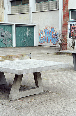 Ping pong - p3450090 by Rainer Gollmer