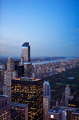 Upper West Side Manhattan - p900m880289 by Michael Moser