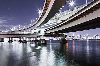Bridges - p1492m2005808 von Leopold Fiala