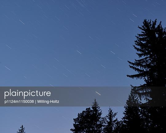 Sternenhimmel  - p1124m1150038 von Willing-Holtz
