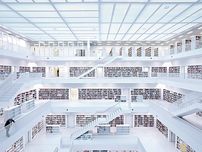 Library - p5870311 by Spitta + Hellwig