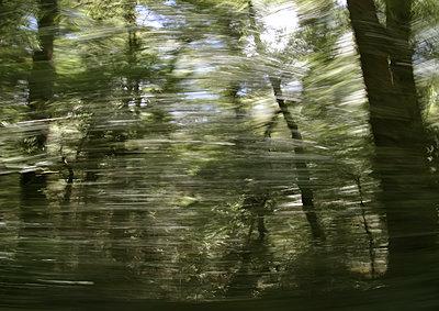 Rushing water - p1217m1090685 by Andreas Koslowski