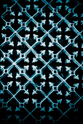 Ornamental wrought iron - p248m891024 by BY