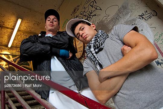 Jugendliche - p2873686 von Ralf Mohr