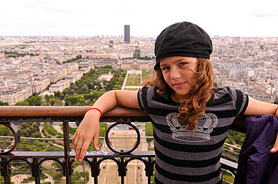 Eiffelturm - p0030762 von Carolin