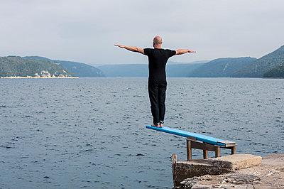 Im Gleichgewicht - p220m858623 von Kai Jabs