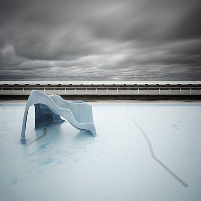 The Montagne Bleue - p1137m2008717 by Yann Grancher