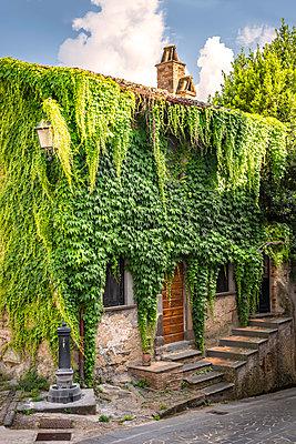 Fassade Civitella d'Agliano - p1275m2005173 von cgimanufaktur