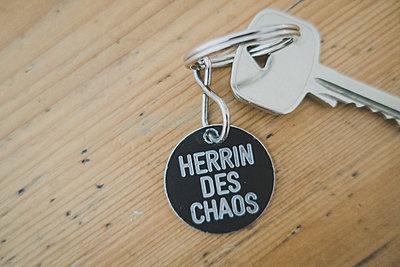 Schlüssel, Herrin des Chaos - p1345m1528703 von Alexandra Kern