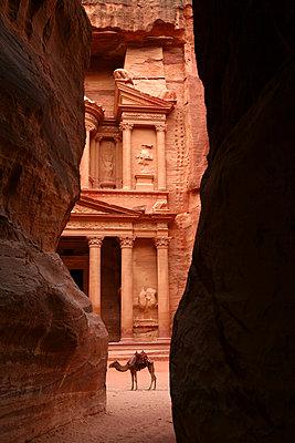 Jordan, Petra, part of Al Khazneh - p300m1487365 by David Santiago Garcia
