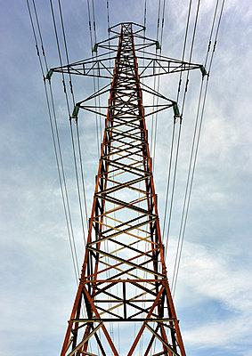 Power line - p322m989592 by Kimmo von Lüders