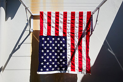 American Flag - p226m1034746 by Sven Görlich
