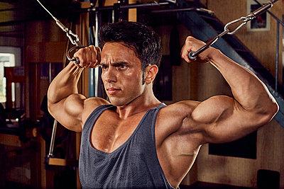 Bodybuilding - p1200m1161365 von Carsten Görling
