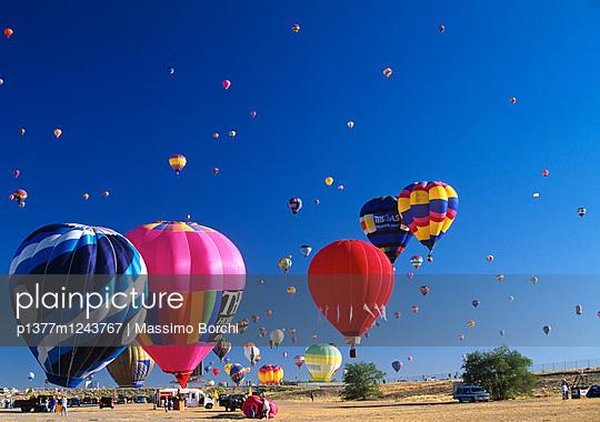 International Balloon festival - p1377m1243767 by Massimo Borchi