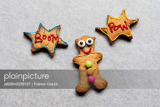 Cookies - p628m2238107 by Franco Cozzo