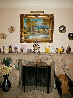 Fireplace - p930m814839 by Ignatio Bravo