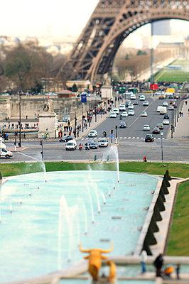 Eiffelturm vom Trocadero - p6120089 von Pierre c.