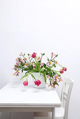 Verwelkte Blumen - p237m1006983 von Thordis Rüggeberg