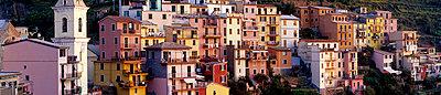Italy, Cinque Terre, Manarola - p2683847 by Rudi Sebastian