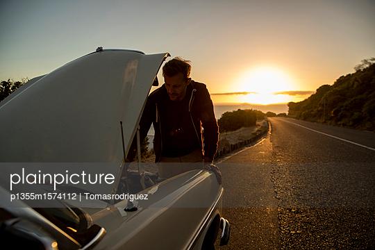 Autopanne - p1355m1574112 von Tomasrodriguez