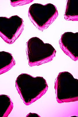 Chocolate candies - p1149m2264094 by Yvonne Röder
