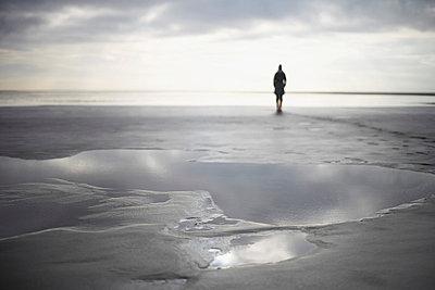 Strandspaziergang - p4641463 von Elektrons 08