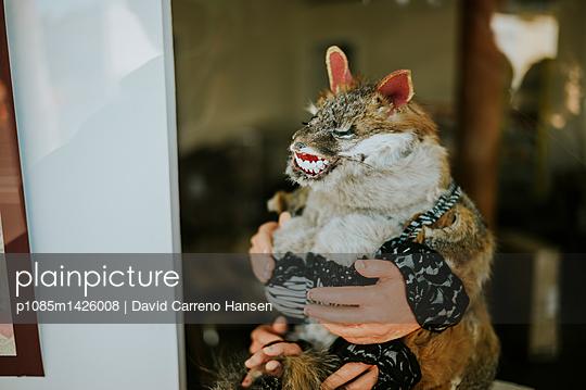 Bizarres Tierpräparat - p1085m1426008 von David Carreno Hansen