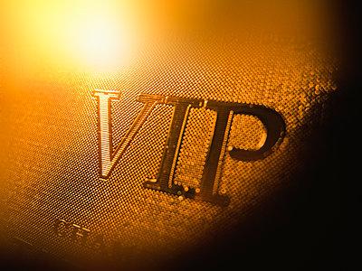VIP card - p1418m1571665 by Jan Håkan Dahlström