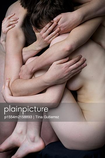 Three bodies - p1554m2158893 by Tina Gutierrez