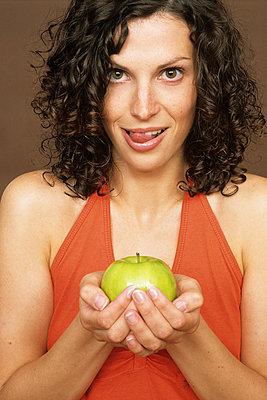 Gesunder Apfel - p2200594 von Kai Jabs