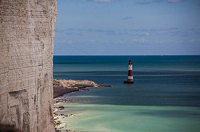 Belle Tout lighthouse;  Brighton - p253m855165 by Oscar