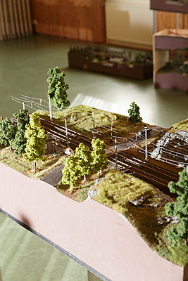 Model railway - p1085m2007810 by David Carreno Hansen