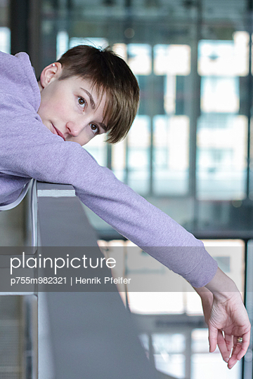 Schlaff - p755m982321 von Henrik Pfeifer
