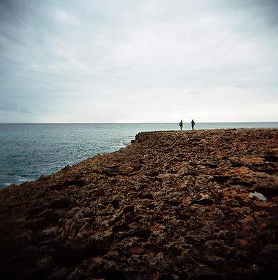 Küste auf Mallorca - p1197m995471 von Stefan Bungert