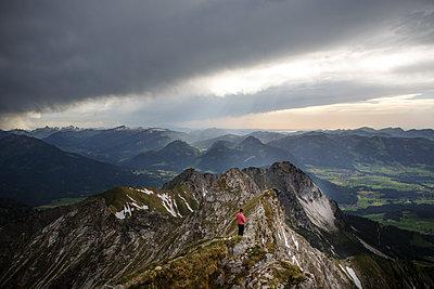 Nebelhorn - p1357m1362711 von Amadeus Waldner
