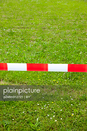 Barrier tape - p248m912721 by BY