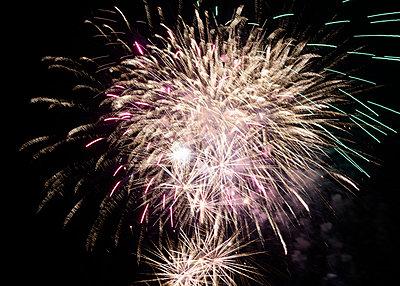 Feuerwerk - p1124m1104363 von Willing-Holtz