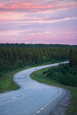Country road - p312m1533233 by Hans Berggren