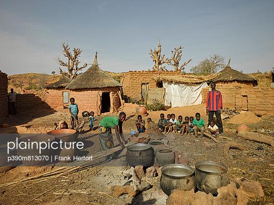 Burkina Faso - p390m813070 von Frank Herfort