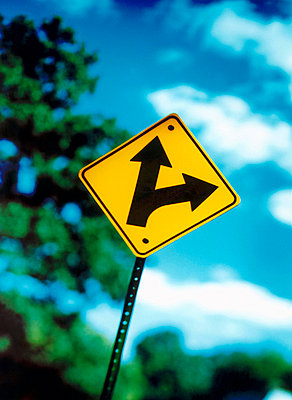 Traffic sign - p3940092 by Stephen Webster